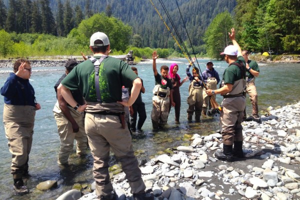 Anglers Quest – Olympic Peninsula / Hoh River