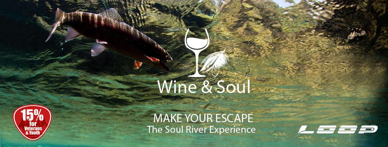 Soul River Guided Trips - Soul River Runs Deep